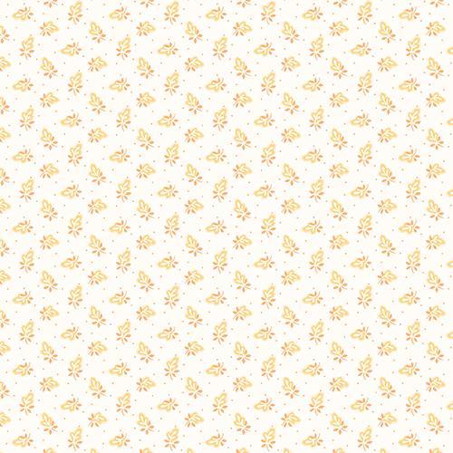 Tissu patchwork makower uk pas cher petits motifs jaunes - Lot tissus patchwork pas cher ...