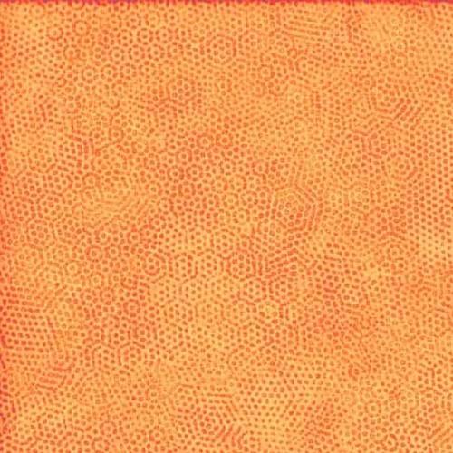 Tissu patchwork makower uk pas cher dimples faux uni orange - Tissu patchwork pas cher ...