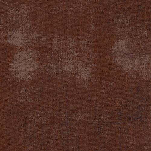 Tissu Moda Marron - Collection Grunge Fur