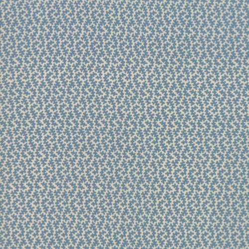 Tissu Moda French General Vive La France - Woad Orleans