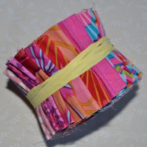 Jelly Roll Kaffe Fassett Rose