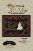 Block Of The Month - BOM Bonnie Sullivan - Bertie's Year- block 1