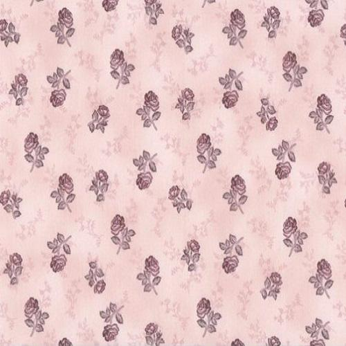 Collection Shining Kitty Tissu Cotonnade Pas Cher Petits chats Fond rose