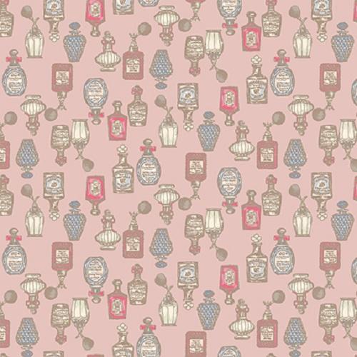 Tissu patchwork shabby collection mary rose perfum parfum rose - Tissu patchwork pas cher ...