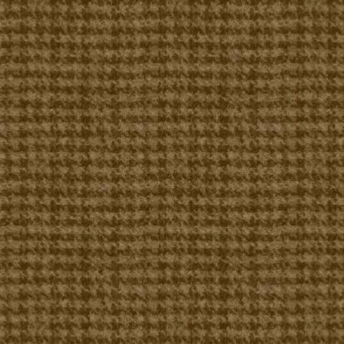 Tissu Flanelle Bonnie Sullivan - Coloris Noisette - Maywood