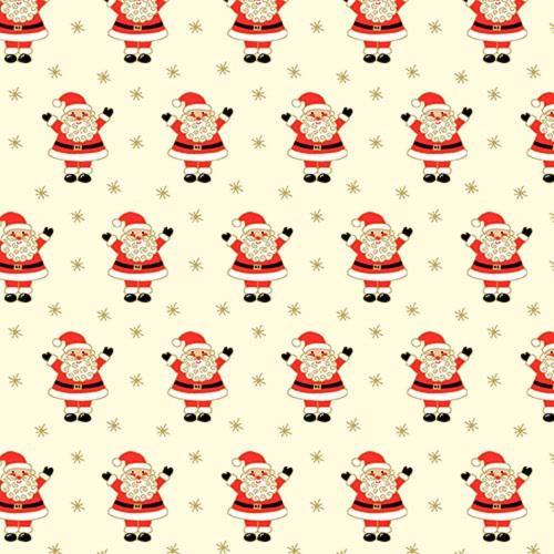 Tissu makower pas cher tissu patchwork petits p re no l collection novelty - Tissus rouge pas cher ...