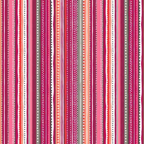 Tissu makower pas cher tissu patchwork rayures bordeaux - Tissu patchwork pas cher ...